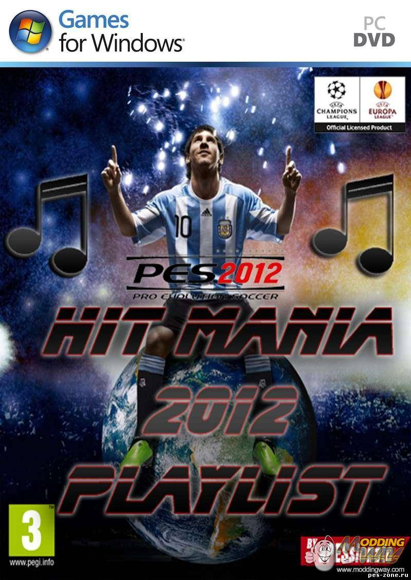 Hit Mania 2012 Playlist Vers. 2.0