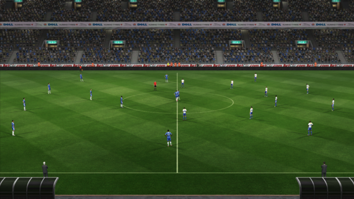 HD Turfs Pack for All Ingame Edit Stadium