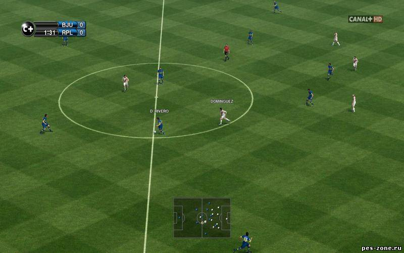 PES 2012 Turf Pack by Dr. Hany v1.2