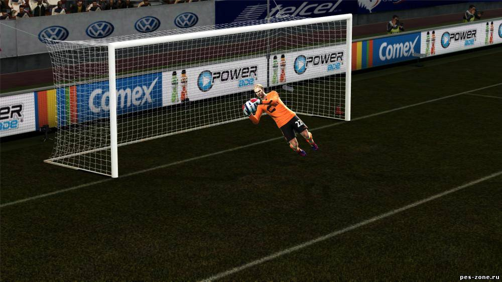 PES 2012 Nets Full HD by SKILLS_ROONEY