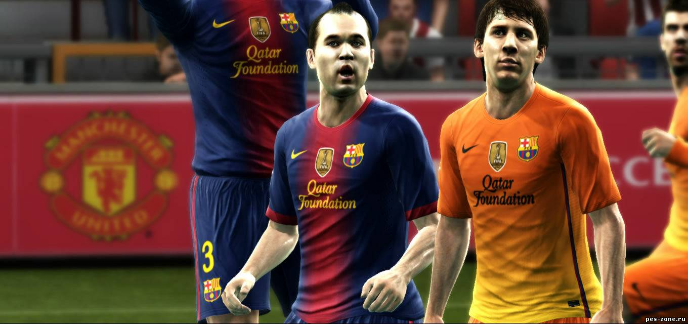 Barcelona 12-13 Kit Set by edxz101