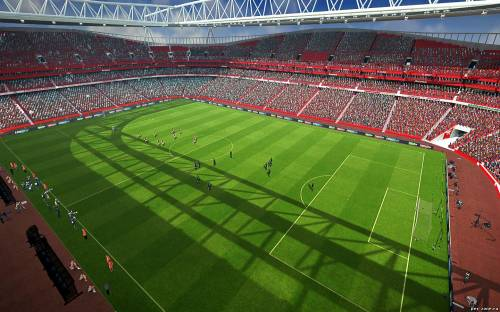Emirates Stadium by jenkey1002 modify ssamko