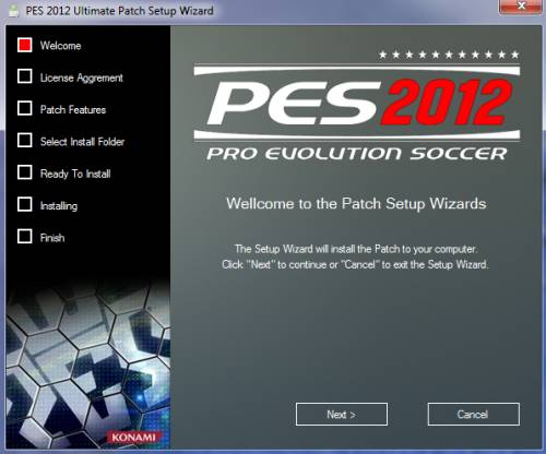 PES 2012 Ultimate Patch 0.9