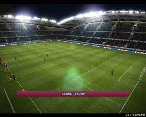 Stadiums pack 2.0 for PES 2012 by GEFERS