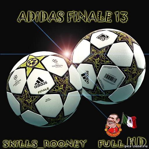 Adidas Finale 12-13 Champions League Ball