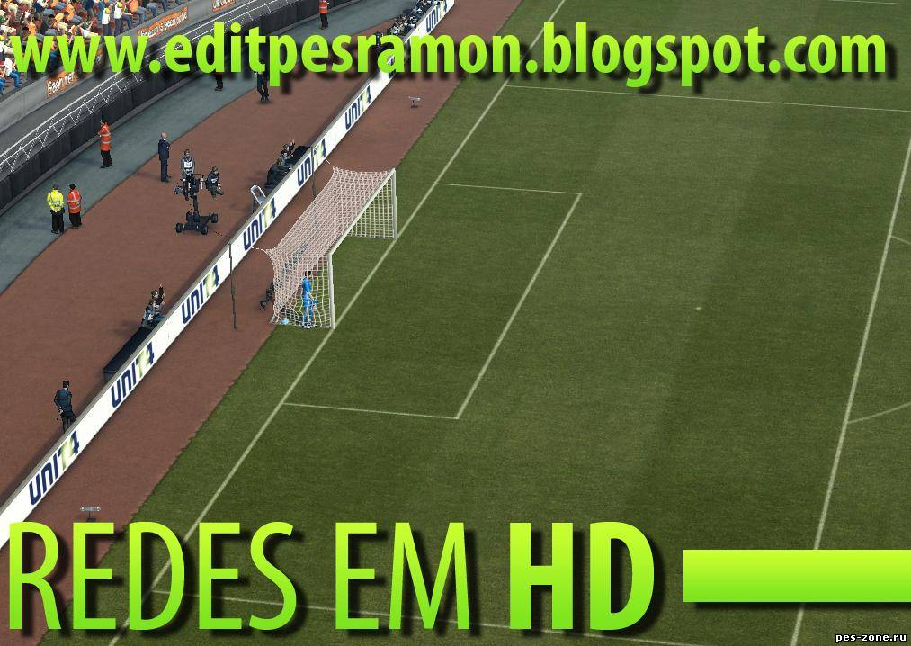 HD Nets PES 2012 by Ramon Santos