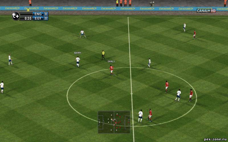 PES 2012 Turf Pack by Dr. Hany v1.5 final
