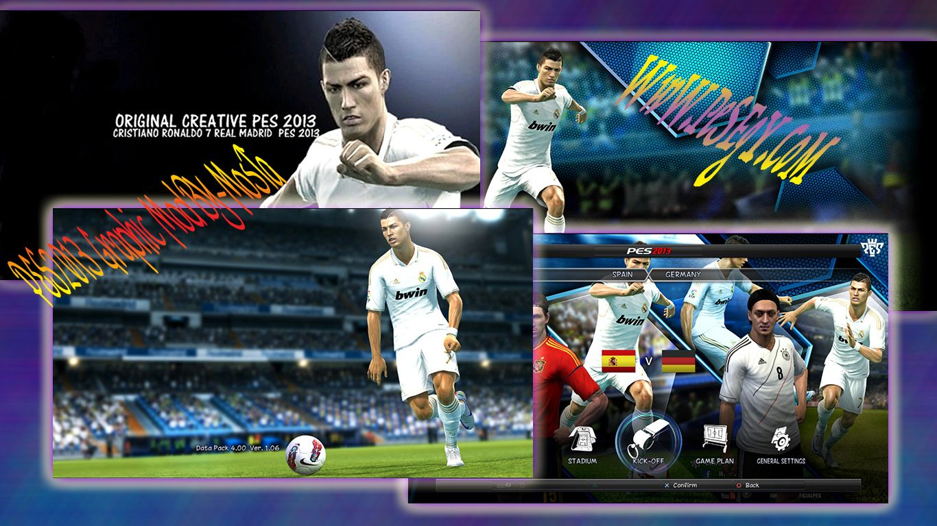 PES2013 Graphic Mode