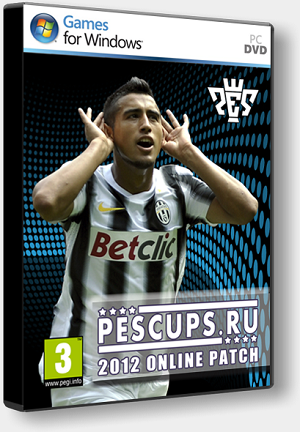 PesCups 2012 Online Patch v7.0
