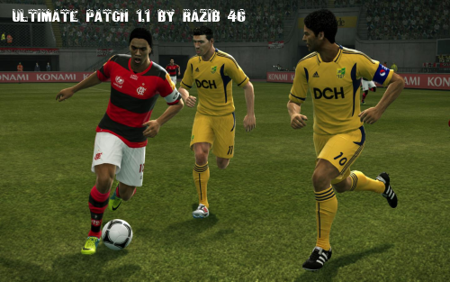 PES 2012 Ultimate Patch 1.1 by razib_46