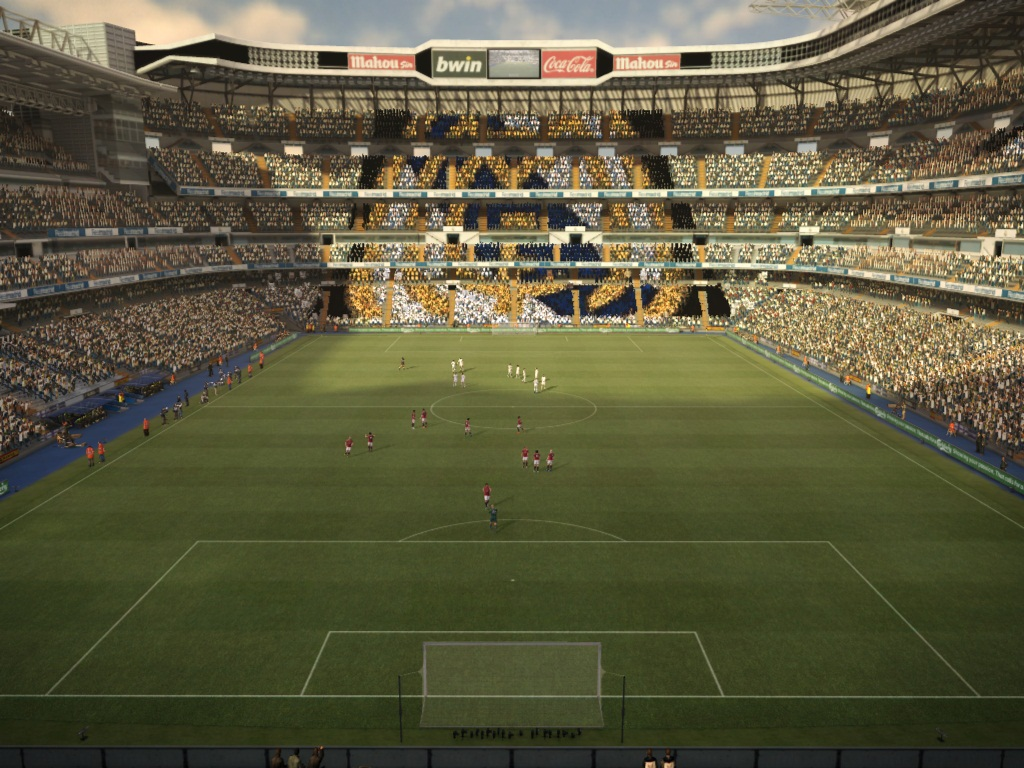 Mosaic Real Madrid V.1
