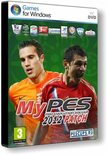 MyPES 2012 patch | Версия 4.0
