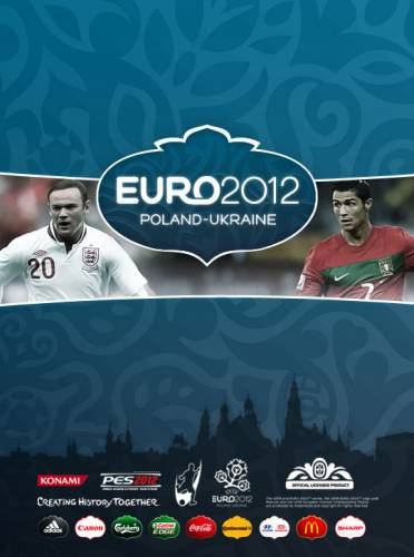 UEFA EURO 2012 Poland & Ukraine Patch