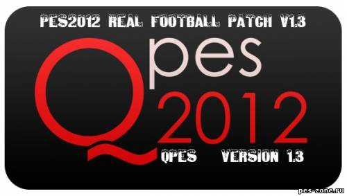 PES2012 Real Football patch V1.3