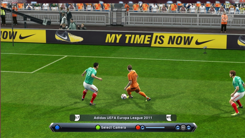 8X Rotating Adboards PES 2013 Full Game by Hicksville and R4m130