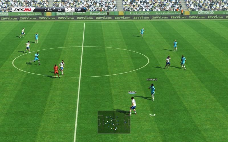 PES 2013 TURF PATCH v0.1 by Dr. Hany