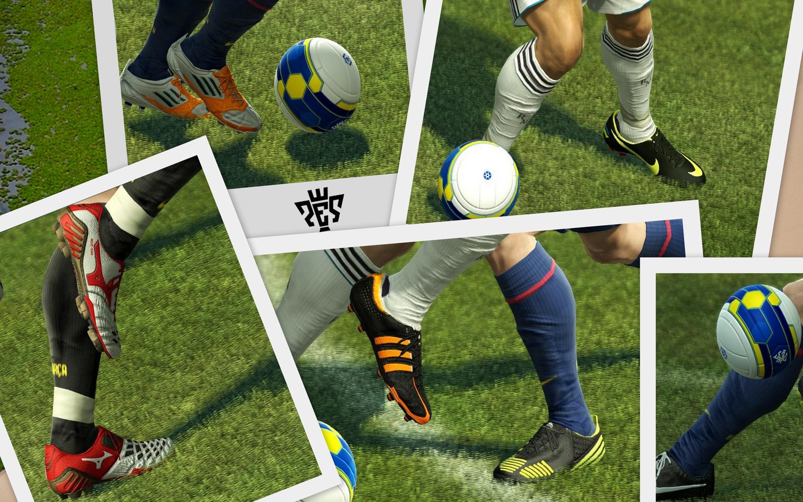 Pes13 Actual Boots Pack [sept] by laim