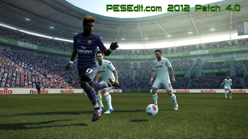 PESEdit.com 2012 Patch 4.0 - The New Season
