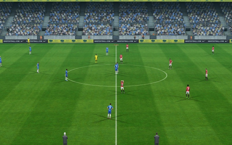 PES 2013 Turf Patch v0.3 by Dr. Hany