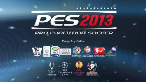 QPES & PSD - Pro Evolution Soccer 2013 patch ver.1.00