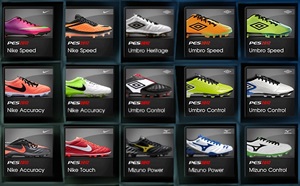 Actual Boots Pack [June]
