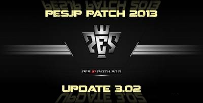 PESJP Patch 2013 Update 3.02