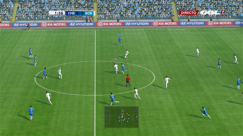 PES2013 No-Blur patch 1.03