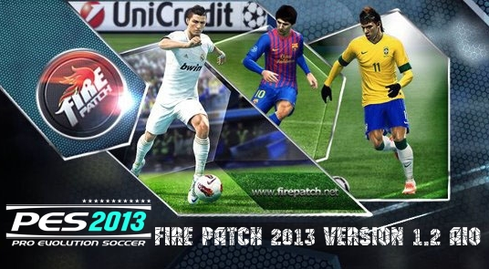 Fire Patch 2013 version 1.2 AIO + Fix 1.2.1