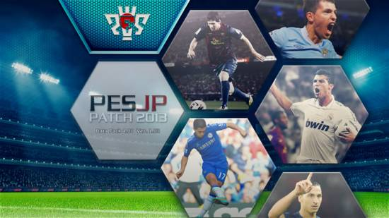PESJP Patch 2013 Version 3.05 All-in-one + update 3.07