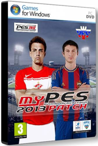 MyPES 2013 RPL Patch v1.0