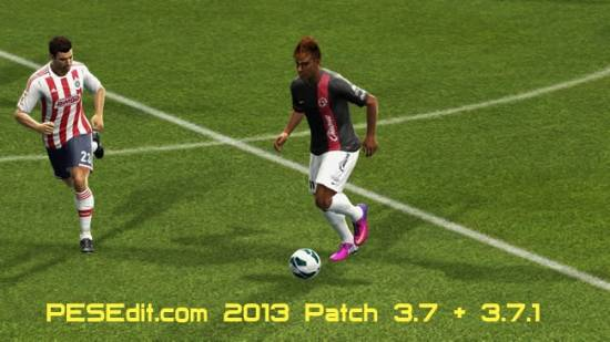 PESEdit.com 2013 Patch 3.7 + Update 3.7.1