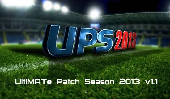 UltiMATe Patch Season 2013 v1.0 + Update v1.1