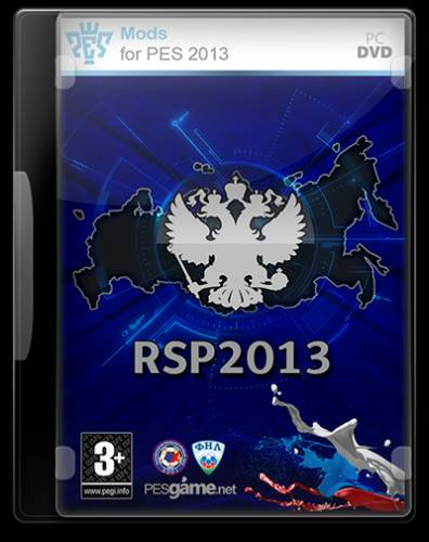 Russian Super Patch 2013 (RSP 2013) 1.0