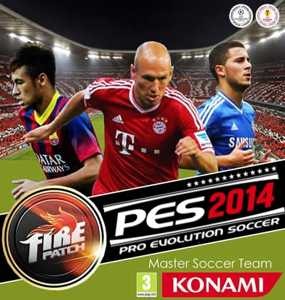 Fire Patch 1.1 AIO для PES 2014