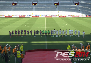 PES 2014 Crowd Disabler Patch