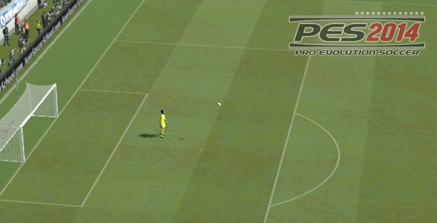 PES 2014 No Ball cursor Patch