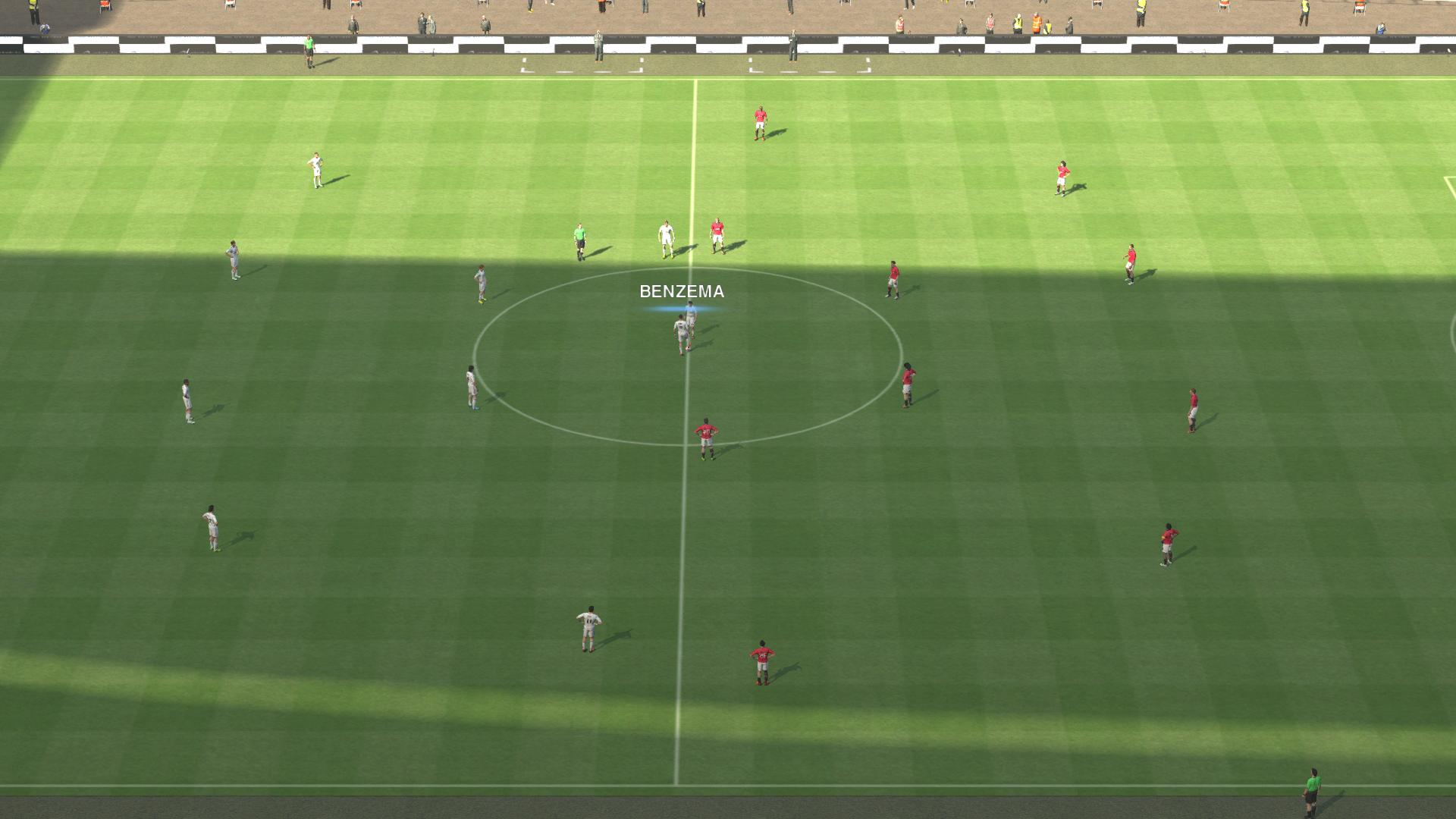 PES 2014 Wembley Stadium Turf