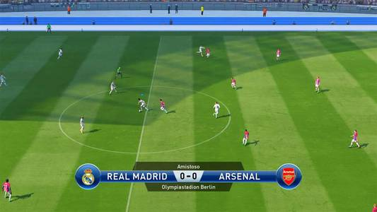 SweetFX Patch (Graphics Ultra) for PES 2015
