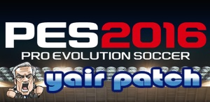 PES 2016 Gameplay Patch Update 03.10.15 by Yair