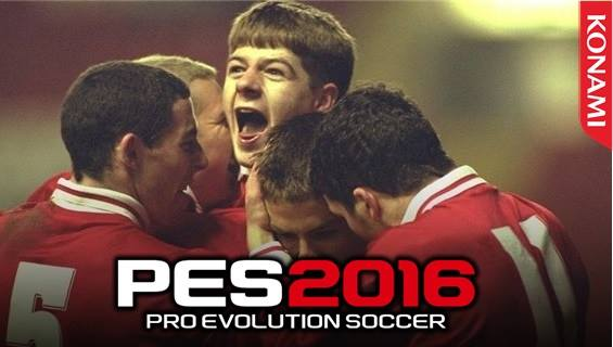 PES 2016 Gameplay Mod (PES 6 ported to PES 16)