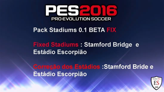 Pack Stadiums 0.1 BETA FIX