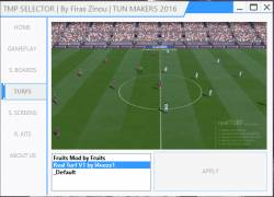 PES 2016 Tun Makers Patch v1.0