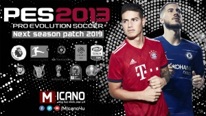 PES 2013 Next Season Patch 2019 v9.0 Final AIO