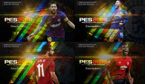 PES 2019 Start Screens by Hawke