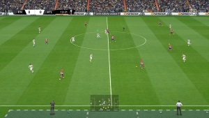 PES 2019 Santiago Bernabéu New Turf Patch