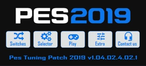 Pes Tuning Patch 2019 v1.04.02.4.02.1