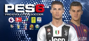 PES 6 Pro Team Patch 2019