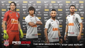 PES 2019 Patch 1.05.00 & DLC 5.00 CPY version