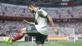 PES 2019 Mega Tattoopack