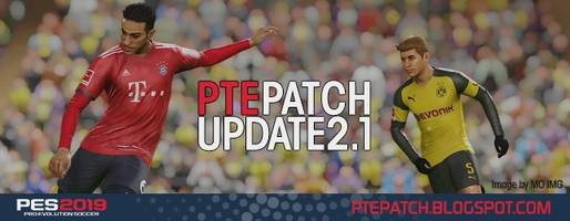 PTE Patch 2019 Update 2.1